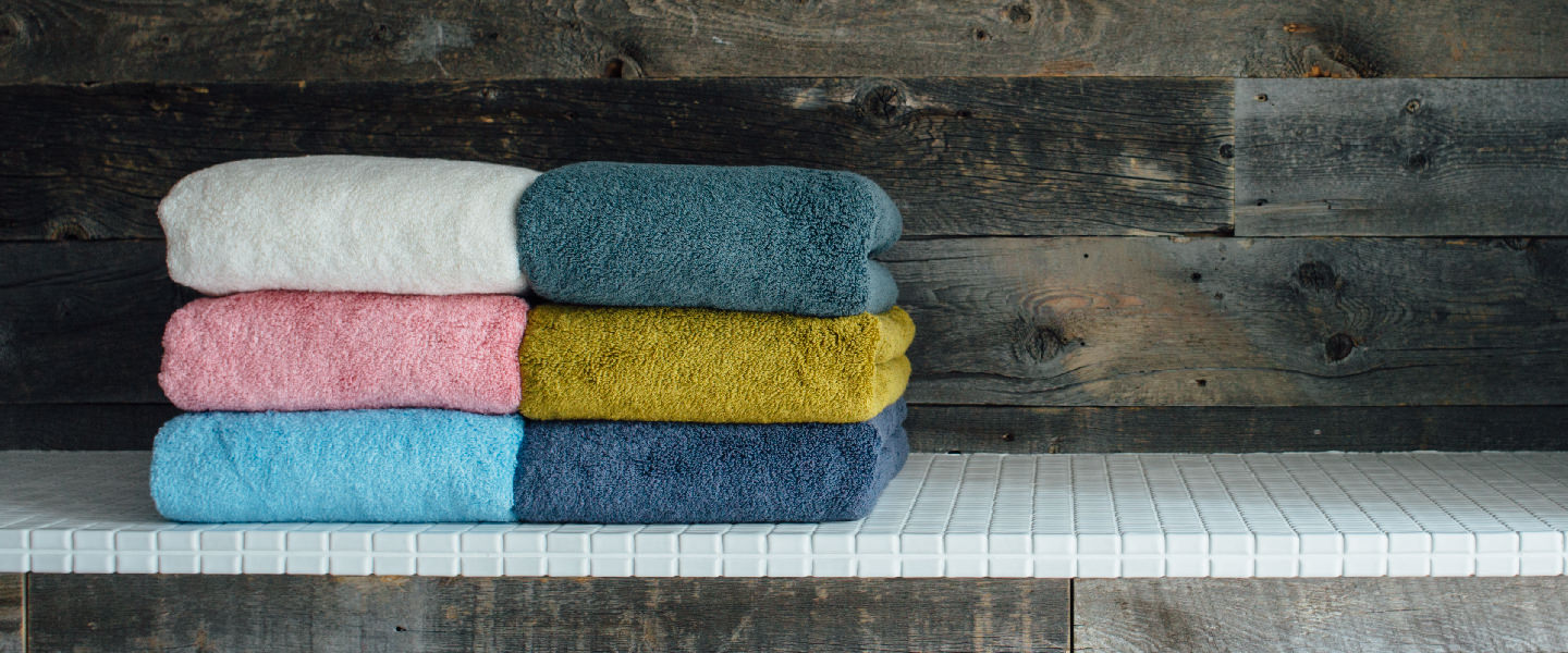 Creating a soft towel that will last a long time.